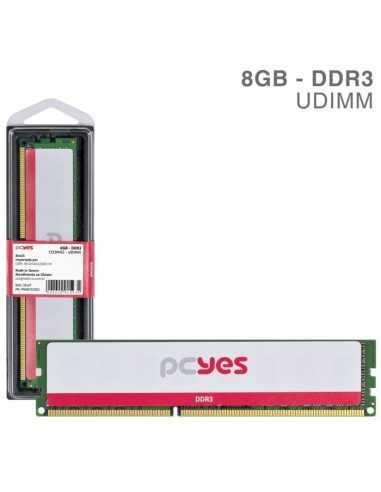 MEMORIA PC DDR3 4GB 1333MHZ - PCYES