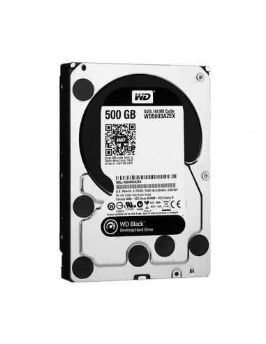 HD NOTE 500GB WD BLACK