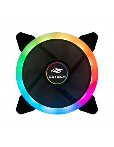 COOLER FAN RGB 12CM C3T F7-L210RGB