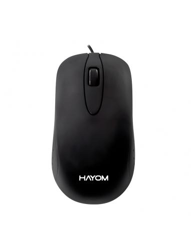 MOUSE USB HAYOM MU2917
