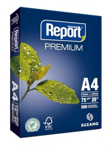 RESMA A4 75G - REPORT