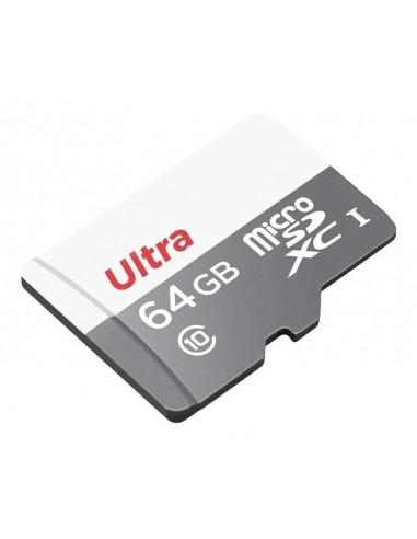 CARTAO MICROSD 64GB CLASSE10 - SANDISK