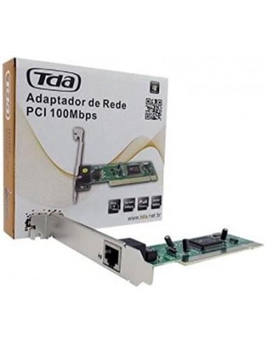 PLACA DE REDE TDA PCI 10/100MBPS